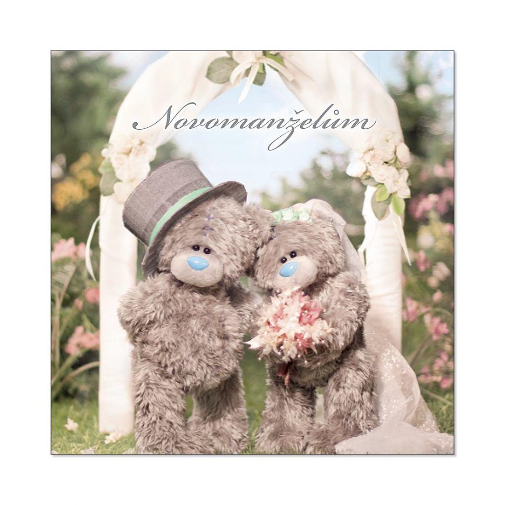 - 3D svatební přání Me To You