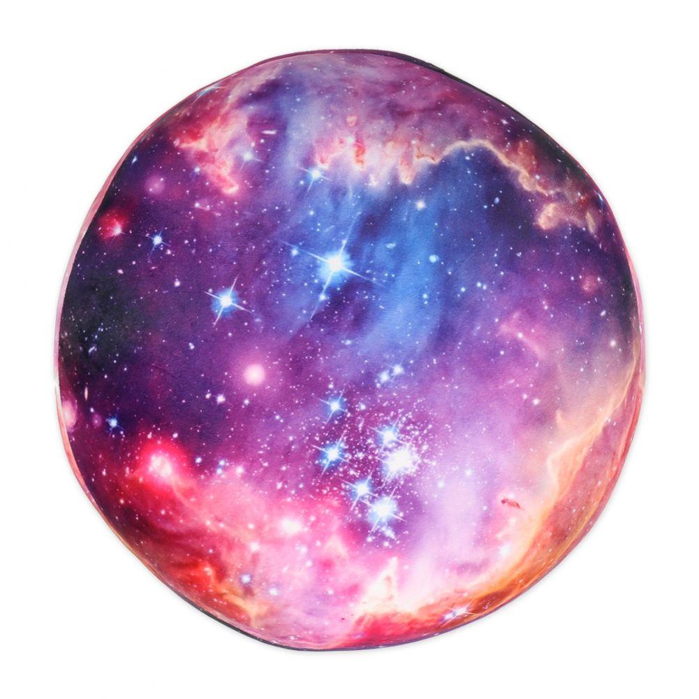 Kulatý polštář - VesmírRelaxační kulaté polštáře - - Vesmír