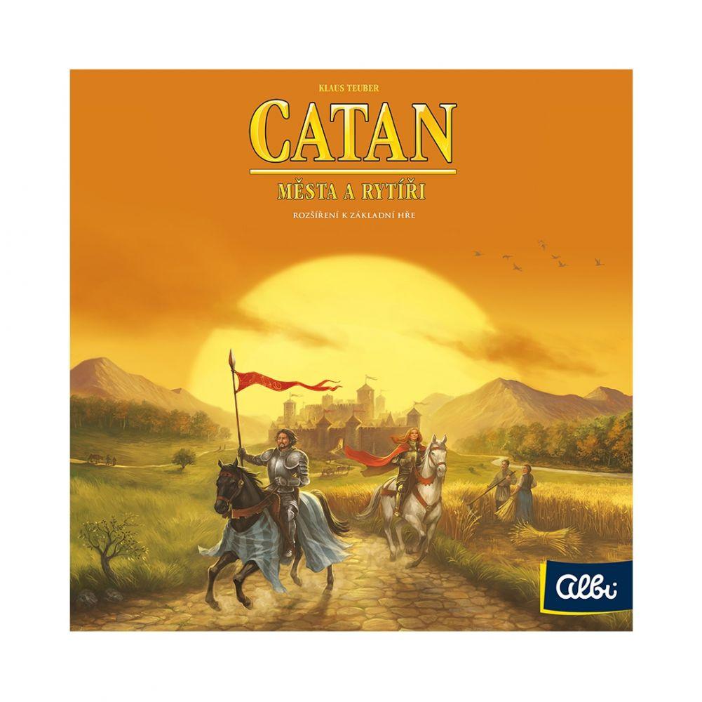 Catan - Osadníci - Města a rytíři
